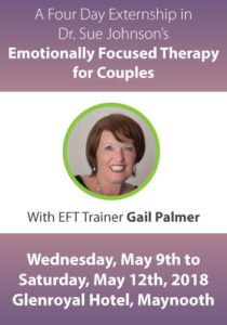 A Four Day Externship - Emotionally Focused Therapy for Couples